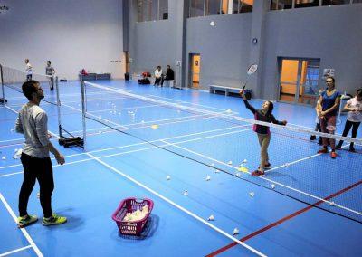 ABC squash i badminton
