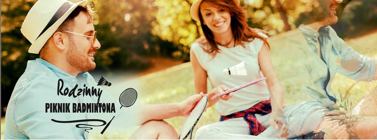 Rodzinny Piknik Badmintona Strefa Ruchu Książenice
