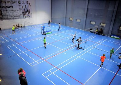 badminton Strefa Ruchu Książenice