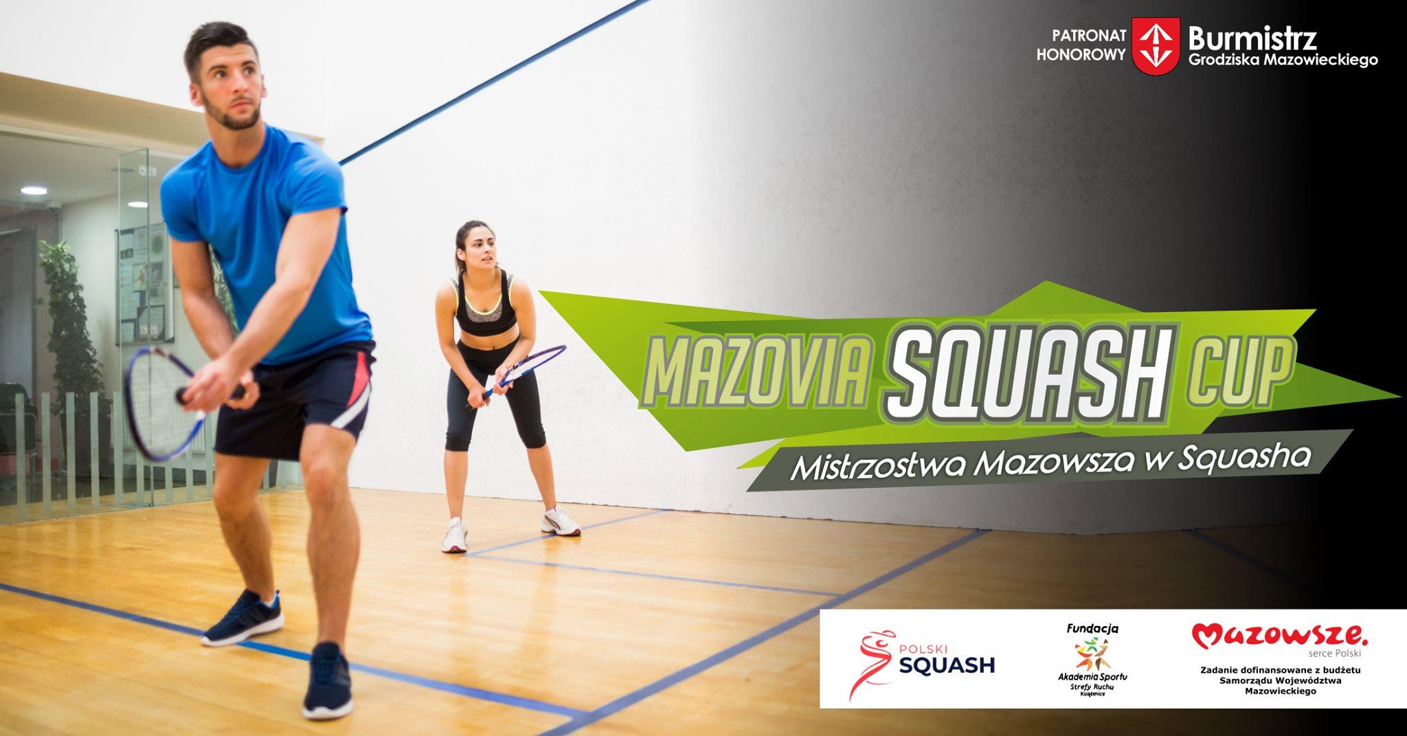 Mazovia squash cup