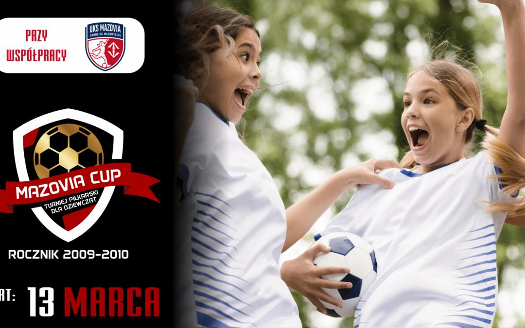 Mazovia CUP – turniej piłkarski dla dziewcząt